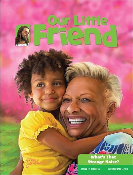 A magazine for children beginning to know Jesus